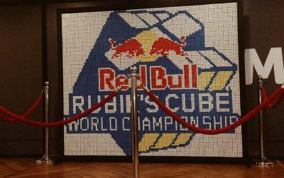 Red Bull Mosaic